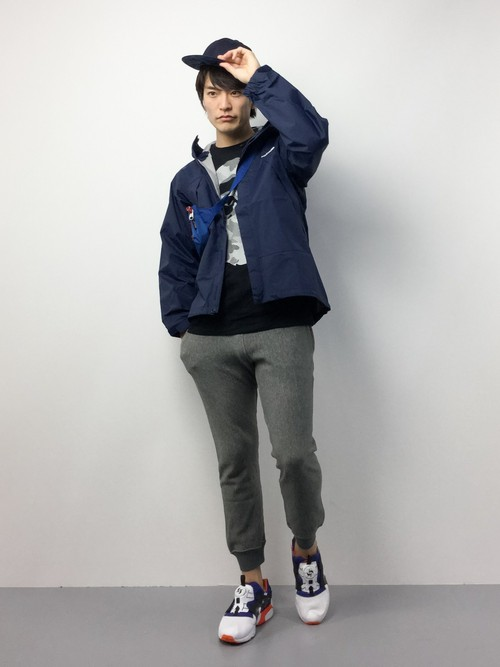 THE NORTH FACE×スポーツMIX