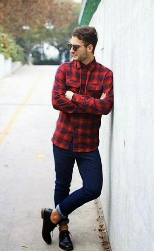 mens-autumn-check-shirts-coordinate10-1