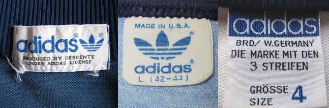 adidas タグ