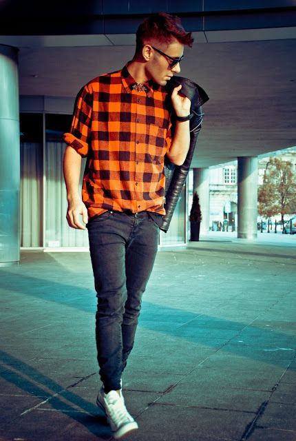 mens-autumn-check-shirts-coordinate10-11