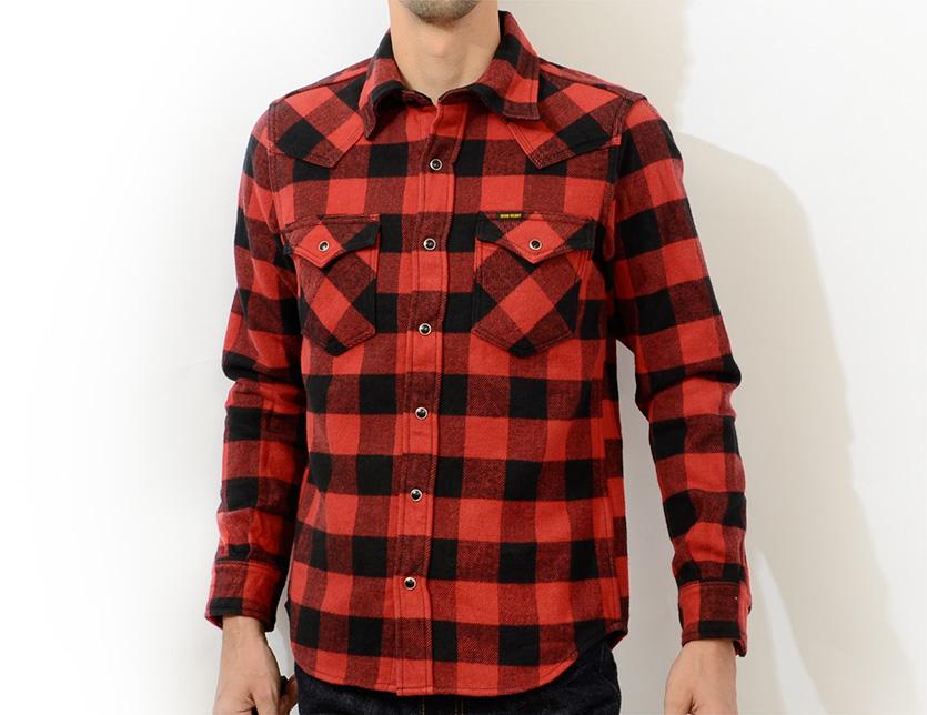 201610_Menz_a waistcloth_A plaid shirt_seasondressing well_coordination_038