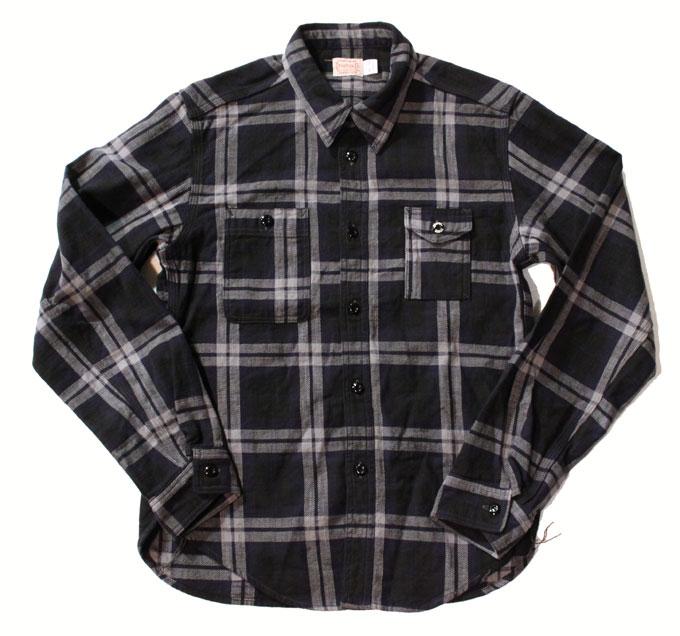 201610_Menz_a waistcloth_A plaid shirt_seasondressing well_coordination_031