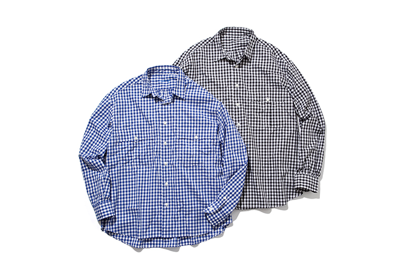 201609_Menz_a gingham shirt_be popular_different colored_coordination_000