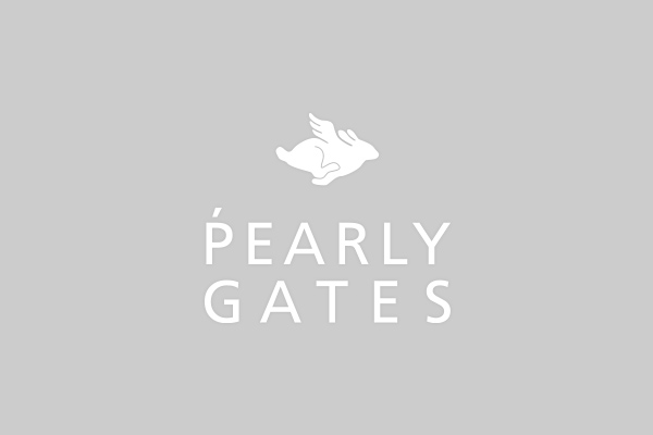 PEARLY GATES (パーリーゲイツ)ロゴ