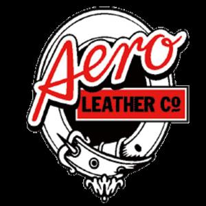 Aero Leather ロゴ