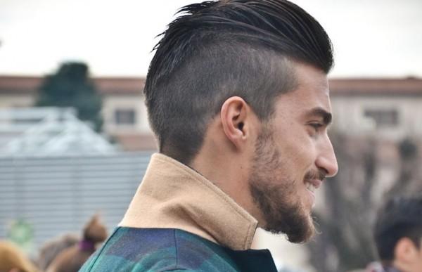 髪型 ブロック 男性 ツー