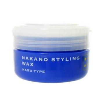 ナカノ スタイリング ワックス 4 ハードタイプ