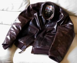 Aero Leather(エアロレザー)ライダースジャケット