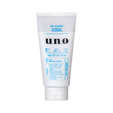 UNO GEL CLEANS COOL