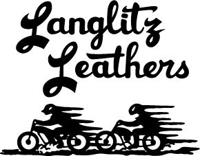 Langlitz Leather ロゴ