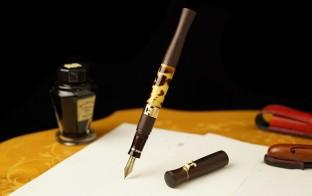 万年筆の画像