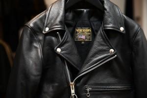 VANSON (バンソン)ライダースジャケット