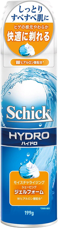 Schick ハイドロ シェービングジェルフォーム 199g