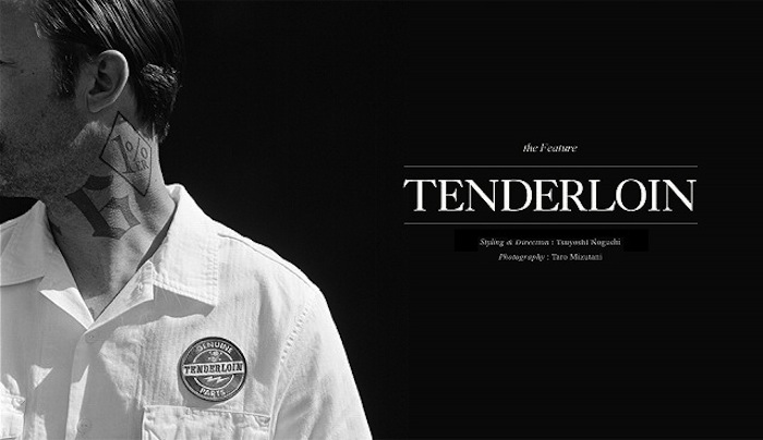 TENDERLOIN(テンダーロイン