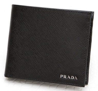 PRADA(プラダ)二つ折り財布