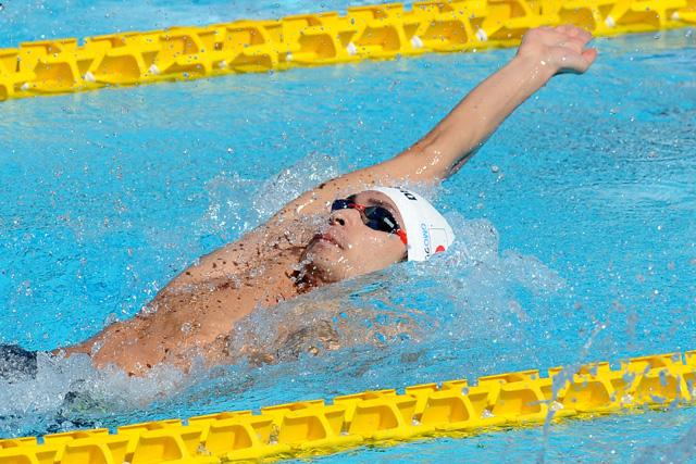 Nuoto Swimming 49mo trofeo Settecolli