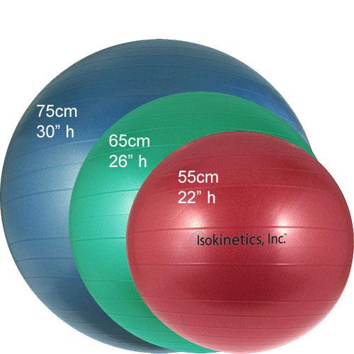 バランスボール 大きさ