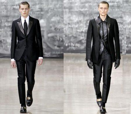 YVES SAINT LAURENT(イヴサンローラン)スーツ