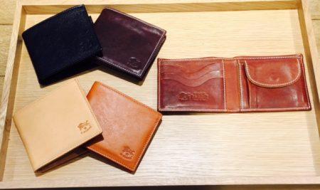 IL BISONTE(イルビゾンテ) 二つ折り財布