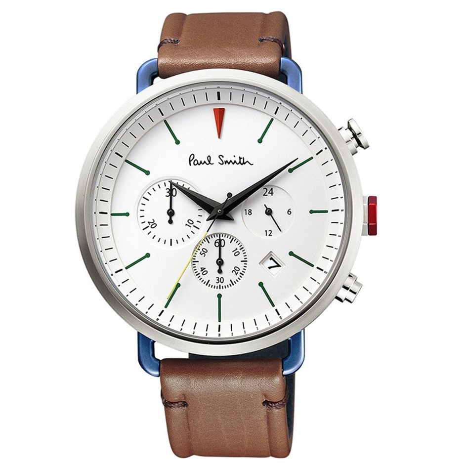 buy popular e4cb8 e53fa 20代30代に大人気!ハズさないポールスミスの時計10選