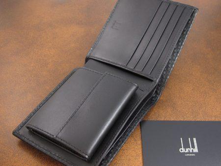 dunhill(ダンヒル)二つ折り財布