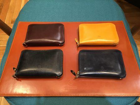 GLENROYAL(グレンロイヤル)二つ折り財布