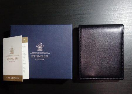 ETINGER(エッティンガー)二つ折り財布