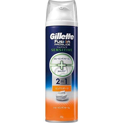 Gillette プログライドフォーム 245g