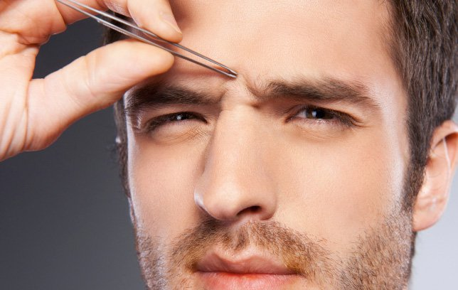 「眉毛を剃る メンズ」の画像検索結果