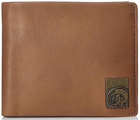 ディーゼル 2つ折り財布