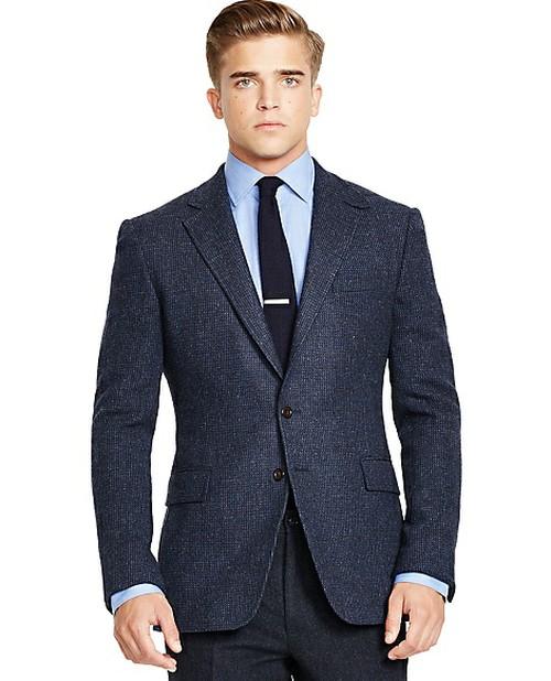 ラルフ・ローレンのスーツ