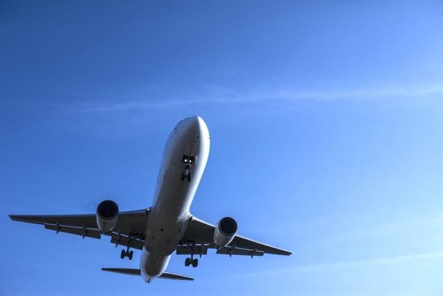飛行機画像