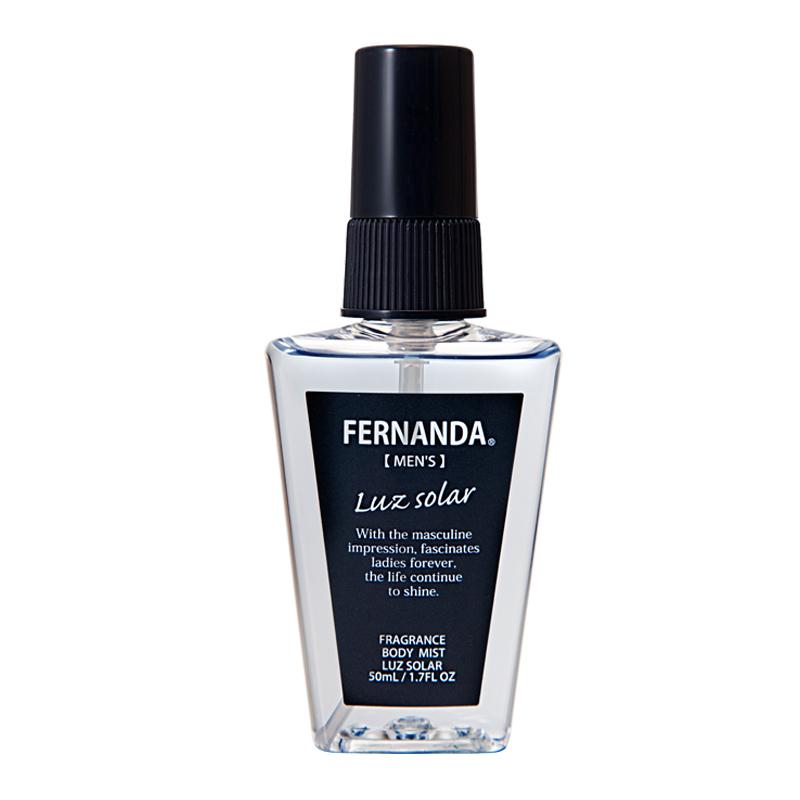 FERNANDA Body Mist For MEN  Luz Solar
