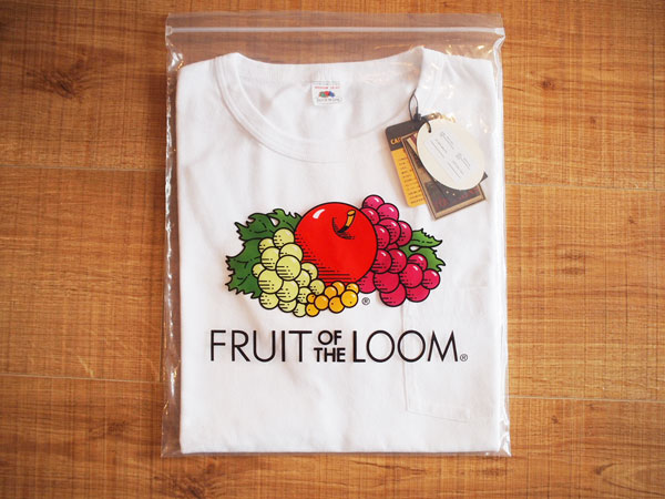 FRUITS OF THE LOOM Tシャツ