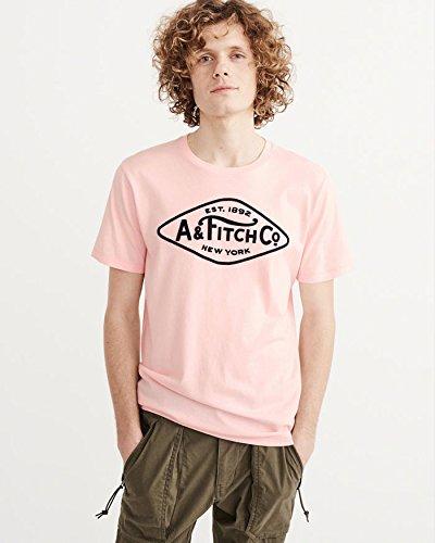 アップリケグラフィックTシャツ