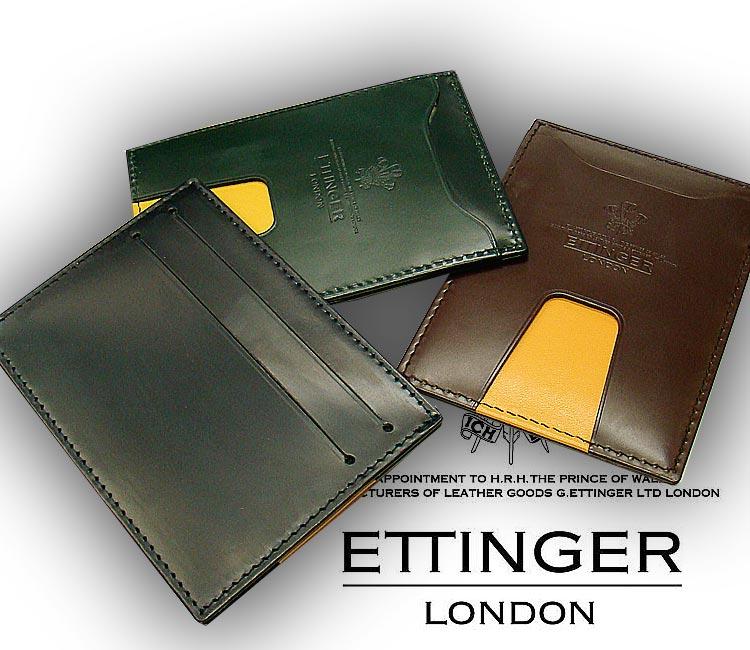 ETTINGER(エッティンガー) パスケース