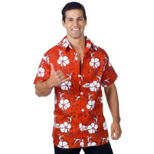 華やかなデザイン アロハシャツ