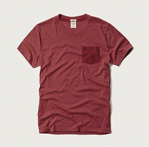 ポケット付き無地Tシャツ