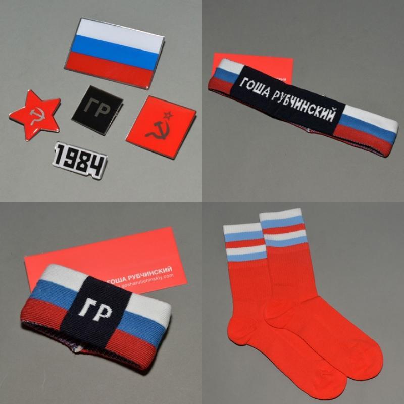 GOSHA RUBCHINSKIY(ゴーシャラブチンスキー) 靴下