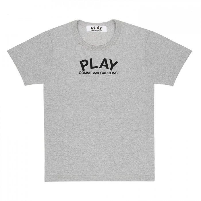 PLAYロゴTシャツ
