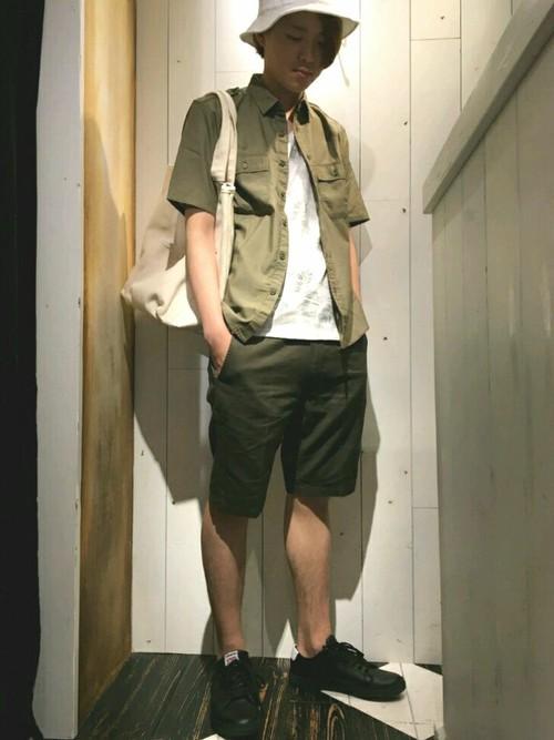 Admiralスニーカー コーデ