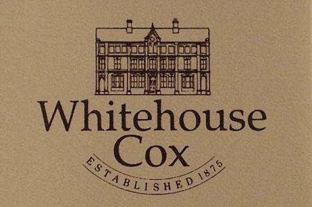 ホワイトハウスコックス ロゴ
