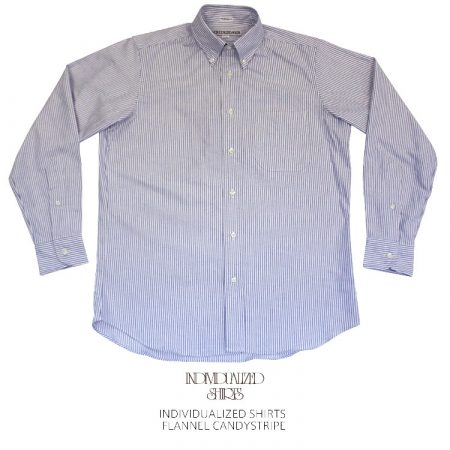 シャツ INDIVIDUALIZED SHIRTS