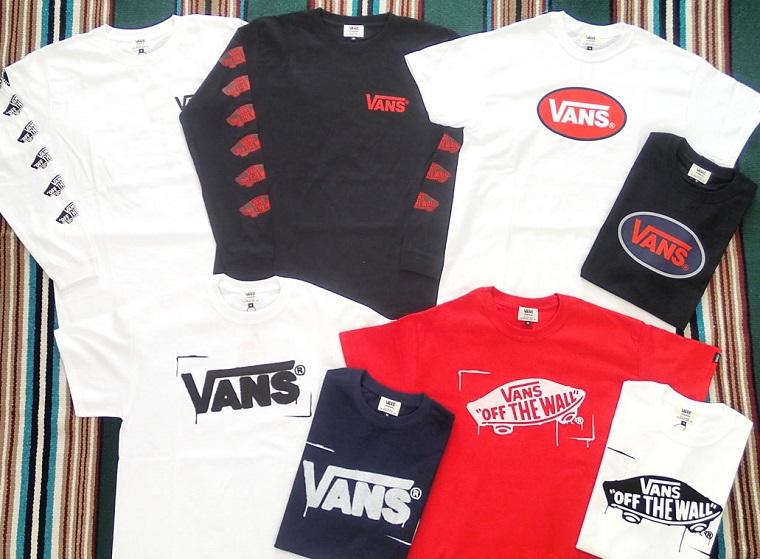 vans Tシャツ