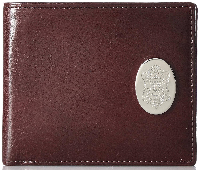 L`unique 札入れ 二つ折り財布(BOX小銭)