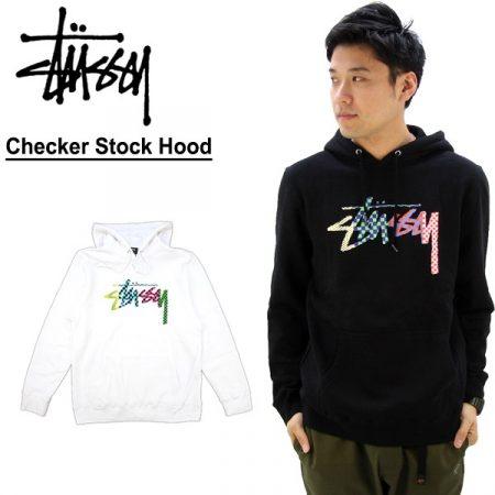 Checker Stock Hood
