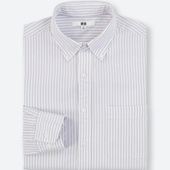 UNIQLO ストライプシャツ