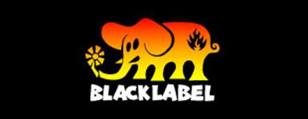 ブラックレーベル ロゴ
