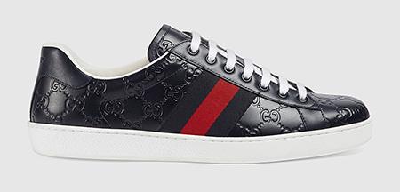 Ace Gucci Signature sneaker