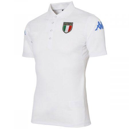 バックロゴ半袖ポロシャツ